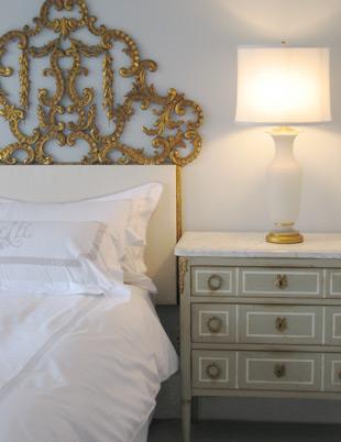 Nate Berkus bed