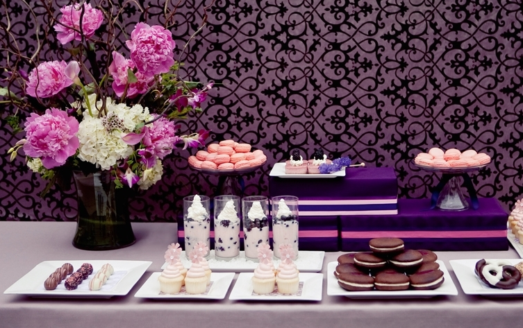 Sandra Downie\'s Couture Dessert Tables... (Via Made by Girl) - Made ...