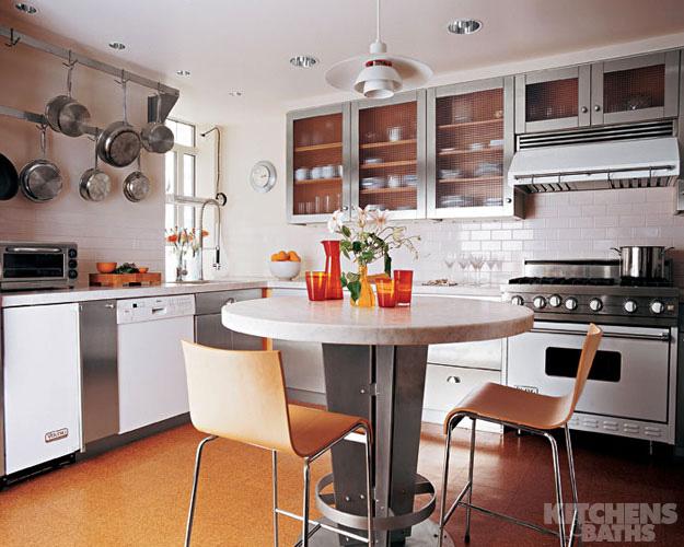 All White Dream Kitchen Elle Decor Made By Girl